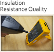 Insulation Resistance Quality