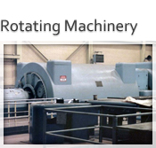 Rotating Machinery Electrical Testing